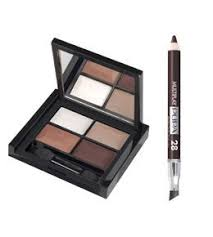 SMOKY EYES KIT <b>BROWN KIT</b> in MAKE UP KIT - <b>PUPA</b> Milano ...