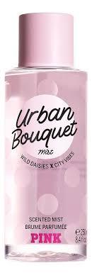Купить <b>парфюмерный спрей для</b> тела Pink Urban Bouquet ...