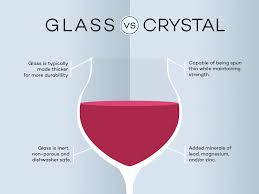 <b>Crystal</b> vs <b>Glass</b> When it Comes to Wine <b>Glasses</b> | Wine Folly