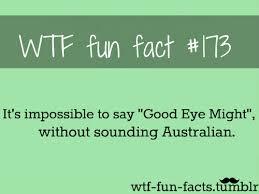 Fun fact | We Heart It | australia, australian, and fact via Relatably.com