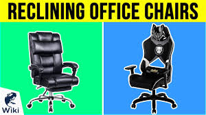 9 Best <b>Reclining Office Chairs</b> 2019 - YouTube