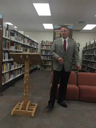 durango high school introduces final candidate for activities director adam bright the fourth finalist for the activities and athletics director position at durango high school answers questions from community members and