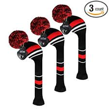 Scott Edward Golf Fairway Woods Club Head Covers ... - Amazon.com