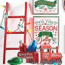 "Raz 36"" <b>Red Ladder Christmas Decoration</b> | Raz Imports | Raz ..."