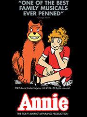 「1983, Annie at broadway」の画像検索結果
