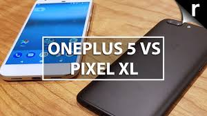 <b>OnePlus 5</b> vs Google Pixel XL: <b>5.5</b>-<b>inch</b> phone battle - YouTube