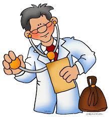 Image result for doctor visit clip art