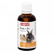 <b>Витамины</b> для грызунов и кроликов <b>Beaphar Trink</b>+Fit по цене ...