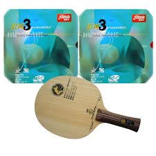 <b>Pro Table Tennis</b> PingPong <b>Combo</b> Racket: RITC 729 F-1 ...