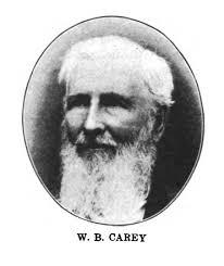 ... Mrs. Bertha Carey Gilbert and the home of Mr. and Mrs. W. B. Carey ... - WBCarey
