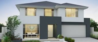 Home Builders  Display Homes  amp  Designs Perth   apg Homesview home design  middot  apg Homes   Lifestyle range   Midori elevation