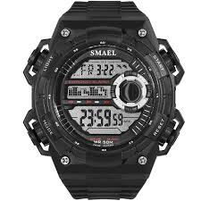 <b>Digital</b> Wristwatches Luxury Brand <b>SMAEL</b> SShock Resist Military ...