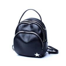 <b>Briggs</b> Famous Brand Women Backpack Soft <b>Genuine</b> Leather ...
