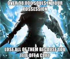 Funniest Dark Souls Memes and Jokes on the Internet via Relatably.com