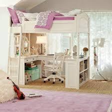 desk bedroom bunk bed