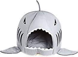 shark cat bed - Amazon.com