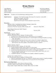 resume for elementary teacher fresh graduate cipanewsletter cover letter student teacher resume template student teacher