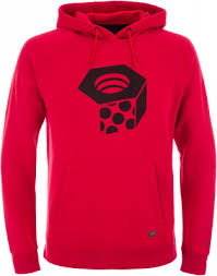 Худи мужская <b>Mountain Hardwear</b> Logo Hardwear, размер 56 ...
