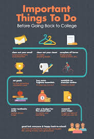important things to do before going back to college the important things to do before going back to colege
