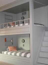 i am still on the look out for more bunk bed ideas so i can get the boys into one bedroom and make a home office space for myself in the other bunk bed office space