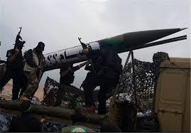 Image result for رونمایی جهاد اسلامی فلسطین از موشک دوربرد جدید این جنبش