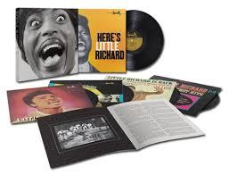 <b>Little Richard Mono</b> Box: Complete Specialty/Vee-Jay Albums 5LP ...
