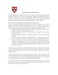 cover letter common application essay example common application speculative essay example