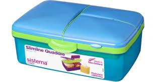 <b>Контейнеры для еды</b> SISTEMA – купить пищевой контейнер ...
