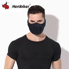SALE <b>HEROBIKER Motorcycle</b> Face <b>Mask</b> Balaclava <b>Motorcycle</b> ...