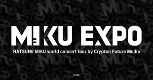<b>HATSUNE MIKU</b> EXPO