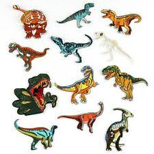 <b>Dinosaur Patch</b> in Sewing Patches | eBay