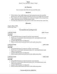 how to build a functional resume adoringacklesus pleasant simple combination resume combined resume