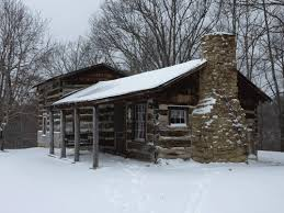 Image result for winter cabin