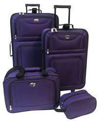 JetStream <b>4</b>-<b>Piece</b> Luggage <b>Set</b>   Walmart Canada