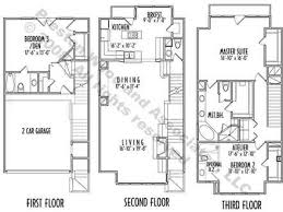 Story House Plans   mexzhouse com Story Narrow Lot House Plans Luxury Narrow Lot House Plans