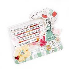 Faith <b>Memory Dex</b> Shaker <b>Card</b>   Lindsey Lanning – Felicity Jane