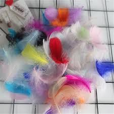 Aliexpress.com : Buy <b>Natural</b> Feathers <b>50 Pcs</b>/<b>Lot</b> 4 7cm 1 2 Inch ...