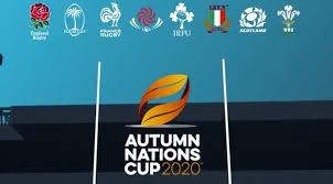<b>Autumn</b> Nations Cup Fixtures <b>2020</b>, kick-<b>off</b> times, TV Channel   Ruck