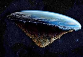 Image result for flat earth graphic