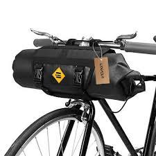 Waterproof <b>Bicycle Handlebar Bag Cycling MTB Bike</b> Front Basket ...