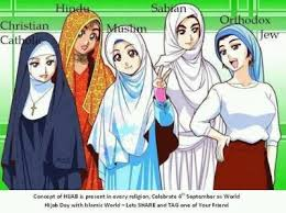 نتیجه تصویری برای حجاب