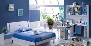 blue themed boy kids bedroom contemporary children room white solid wood desk blue kids office chair blue themed boy kids bedroom