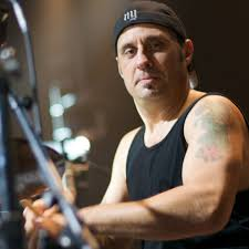 Dave Lombardo is best known as