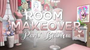 Paris Bedroom Sims 3 Speed Build Room Makeover Paris Bedroom Sfc Youtube
