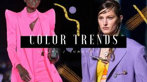 <b>Color</b> Trends - Spring/<b>Summer</b> 2021 - YouTube