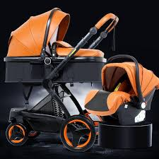 2019 <b>Bellec 3</b> In <b>1 Stroller</b> Walking Car Can Sit Reclining Folding ...