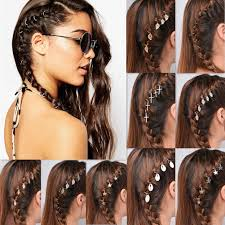 <b>Korean</b> Sweet Pearl Bead Knotted <b>Elastic</b> Hair Bands Hair Ties For ...
