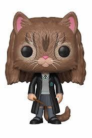 Фигурка Funko POP! Hermione Granger as <b>cat 77</b> - коллекционная ...
