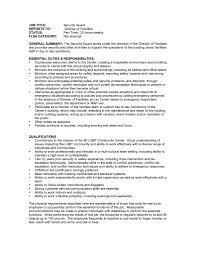 security guard resume resume format pdf security guard resume best security guard resume sample 2016 resume samples 2017 in 89 wonderful the
