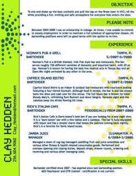 bartender resume example   bartending resume    bartender resume example   bartending resume     resumes bartending   pinterest   resume  resume examples and bartenders